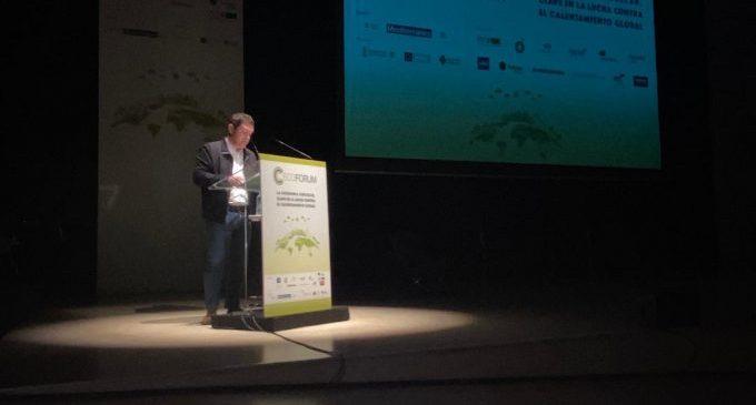Ignasi Garcia demana  col·laboració per assolir la transició ecològica a les comarques de Castelló