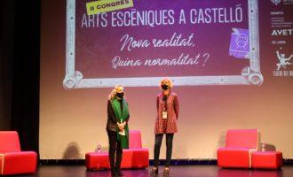 Profesionales de las artes escénicas premian la Concejalía de Cultura por el apoyo al sector durante la crisis sanitaria