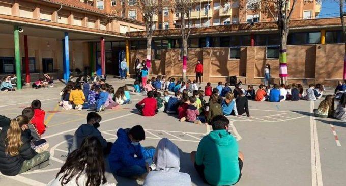 Els centres educatius de Borriana es bolquen amb la formació en igualtat per a l'alumnat