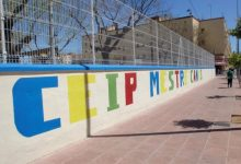 Unanimitat en la sol·licitud de competències per a renovar el CEIP Mestre Canós de Castelló