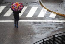 La DANA que s'aproxima a la Comunitat Valenciana deixarà pluges fins del cap de setmana