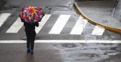La DANA que s'aproxima a la Comunitat Valenciana deixarà pluges fins al cap de setmana