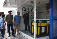 L'ampliació del servei d'ecoparc mòbil a Castelló permet incrementar un 45% la recollida de residus