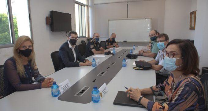 La Policia Local gestiona la protecció de 155 dones víctimes de la violència masclista a Castelló