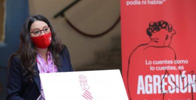 La campaña del 25-N apela a la sociedad a no mirar para otro lado: 'Lo cuentes como lo cuentes, es violencia sexual'