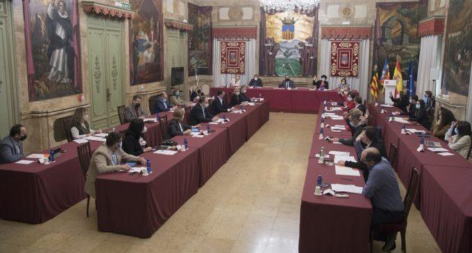 La Diputació de Castelló aprova el seu primer Pla d'Igualtat 13 anys després de l'aprovació de la Llei