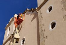 Vinaròs recuperará las pinturas  barrocas de las fachadas de los edificios del centro histórico
