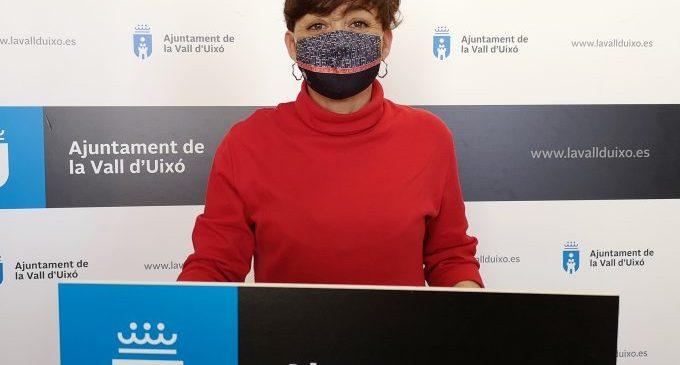 La Vall d'Uixó adapta la commemoració del Dia de les Ciutats Educadores a la Covid-19