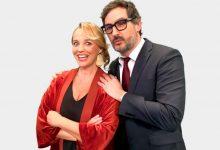 Carolina Ferre i Eugeni Alemany presenten les campanades del 2021 d'À Punt