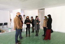 Las obras de ampliación del Centro de Salud I de la Vall d'Uixó finalizarán en diciembre