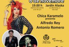 La Chica Karamelo animarà les vesprades dels divendres, amb 'varietés' i espectacle al Jardín Alaska de Vila-real