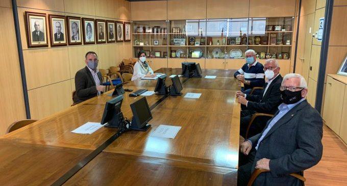 Port Castelló i el Real Club Nàutic estrenyen relacions per a impulsar la zona lúdica