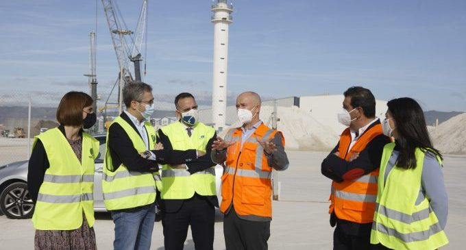 Avanza la validación del estudio funcional de la estación intermodal del Puerto de Castelló para aumentar la competitividad