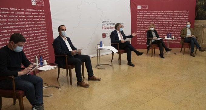 La Diputació augmenta un 42% les inversions a l'Alcalatén i l'Alt Millars fins a assolir els 4,7 milions d'euros