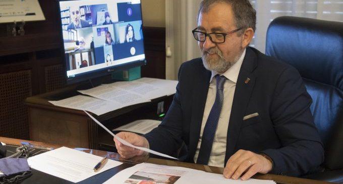 José Martí defensa el potencial turístic del Camí del Cid per a pobles de l'interior de Castelló pels quals travessa la ruta