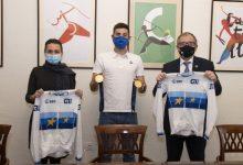 José Martí i Tania Baños animen a Sebastián Mora en el seu repte per aconseguir l'or olímpic a Tòquio 2021