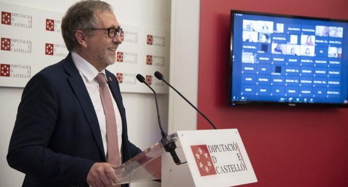José Martí reclama el suport del Govern d'Espanya i la Generalitat per a superar la bretxa digital, crear ocupació i fixar població a l'interior de la província