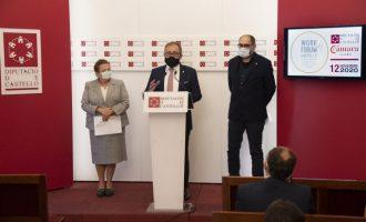 La Diputació prorroga Work Fòrum Castelló fins demà divendres després de l'èxit de hui
