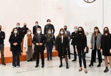"""L'Espai Jove de Vila-real recupera l'essència tarongera amb el projecte de disseny """"Pètals en la nau"""""""