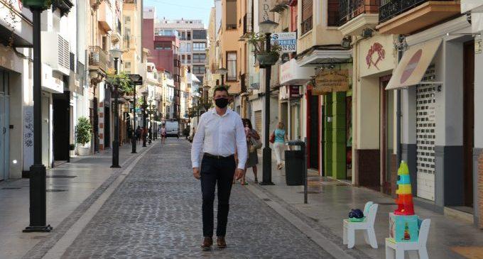 Castelló aposta pel foment i impuls del comerç local i duplica el seu pressupost