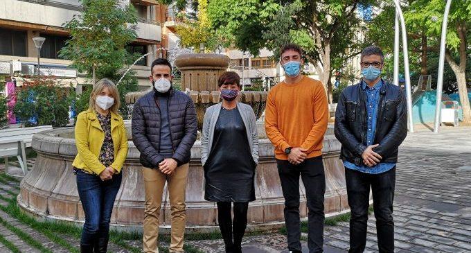 L'Ajuntament de la Vall d'Uixó amplia el projecte 'La força de la paraula' amb els IES i el CFPA