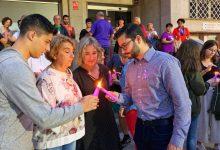 'Si hi ha violència, no hi ha amor': la campanya de l'Ajuntament de l'Alcora contra la violència de gènere