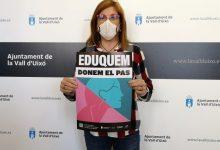 L'Ajuntament de la Vall d'Uixó presenta la campanya 'Donem el pas' contra la violència de gènere