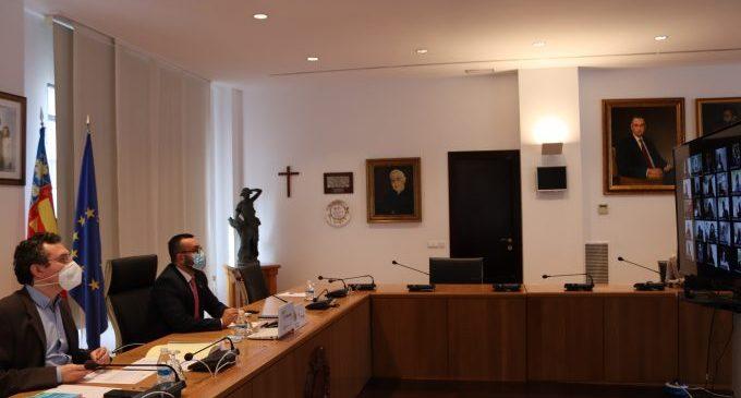 Vila-real avala una modificació d'un milió d'euros per a ajustar el pressupost davant les necessitats de la crisi per la covid-19