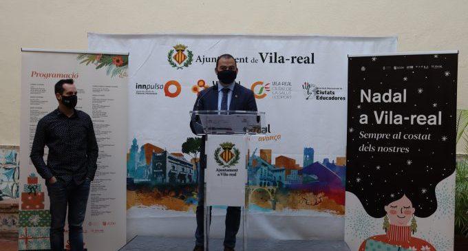 Vila-real combina xicotet comerç i talent cultural per a dinamitzar el teixit comercial aquest Nadal