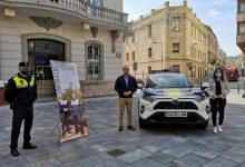 La Vall d'Uixó adquireix un nou vehicle híbrid per a la Policia Local