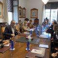 Virginia Martí traslada al sector que la Diputación prevé incrementar en 2021 el presupuesto del Patronato Provincial de Turismo