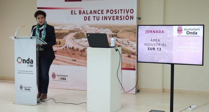 Onda s'alia amb els empresaris locals per a crear la primera Entitat de Gestió i Modernització en el polígon Sud-13