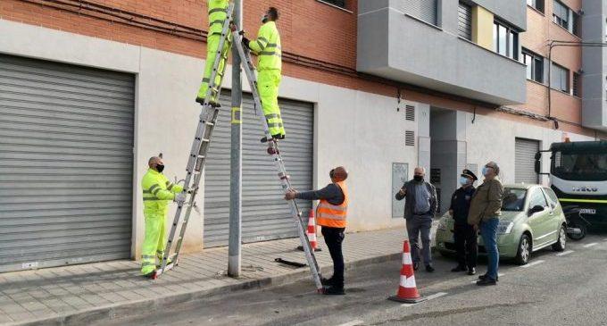 Vila-real instal·larà radars pedagògics en les cinc grans avingudes per a valorar la reducció de la velocitat màxima de circulació