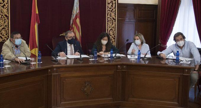 La Diputació suprimeix durant tres mesos el cànon per l'ús de l'escorxador de la Plana per a mantindre els llocs de treball