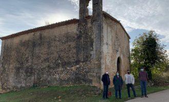 La Diputación se compromete a estudiar los yacimientos de la Jana para catalogar su valor histórico y cultural