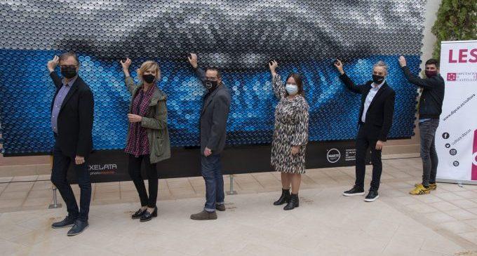 Diputació, Ajuntament de Castelló i el Consorci de Museus porten a la capital la major mostra d'art contemporani amb MARTE