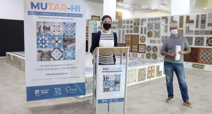 Onda impulsa la cultura ceràmica amb un programa d'activitats per a totes les edats
