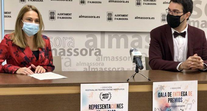Almassora celebra l'I Insti-Fest de teatre