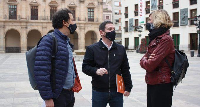 Compromís per Castelló prorroga la rebaixa salarial del 12% per a disposar de més recursos per a combatre la pandèmia