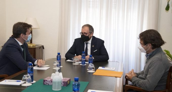 Martí es marca l'objectiu de sumar nous patrocinadors per a impulsar la rehabilitació de Sant Joan de Penyagolosa