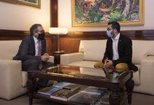 Falomir trasllada al president de la Diputació la necessitat d'un parc de bombers a l'Alcora