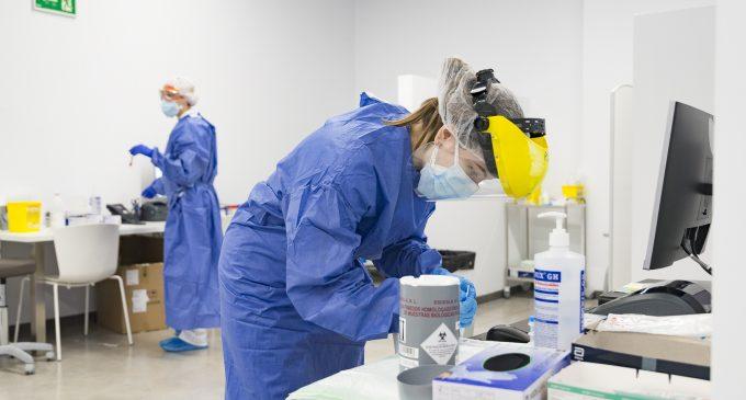 El Departament de Salut de Vinaròs: en risc extrem per la pandèmia
