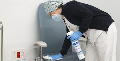 La Salzadella registra un brot de 12 casos positius per COVID-19