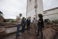 La Diputació programa per a 2021 l'ampliació del Museu d'Art Contemporani de Vilafamés amb 200.000 euros d'inversió