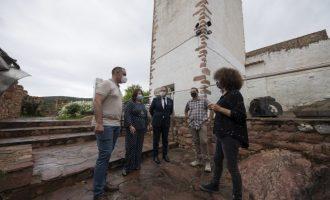 La Diputación programa para 2021 la ampliación del Museo de Arte Contemporáneo de Vilafamés con 200.000 euros de inversión