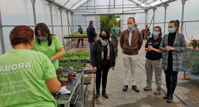 L'Ajuntament de la Vall d'Uixó rep 800.000 euros per a projectes d'ocupació en 2020
