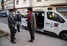 La Diputació col·labora en l'adquisició d'un vehicle de transport adaptat per al centre de dia de malalts mentals