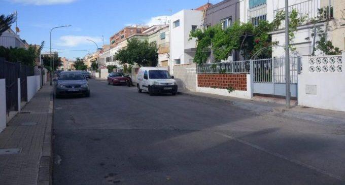 La Generalitat subvencionarà íntegrament la renovació del carrer José María Salaverría de Vinaròs