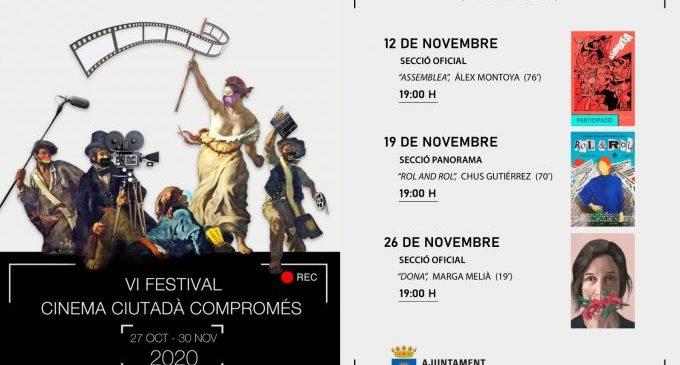 Borriana programa un cicle de cinema en valencià amb quatre projeccions