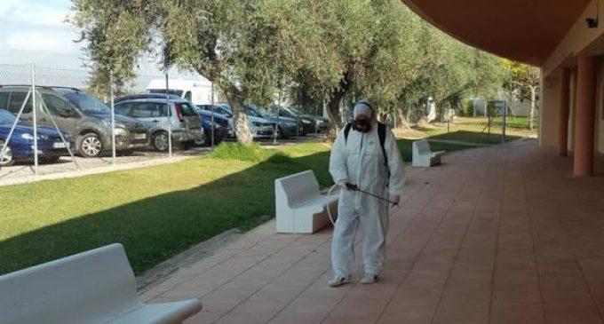 Salut Pública confirma un nou brot de 18 positius per covid19 a la Residència El Collet de Benicarló